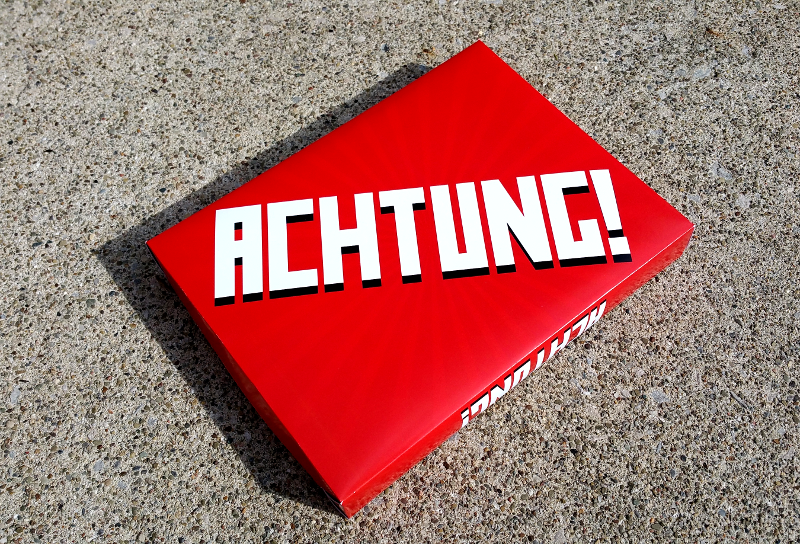 Achtung Tabletop Game