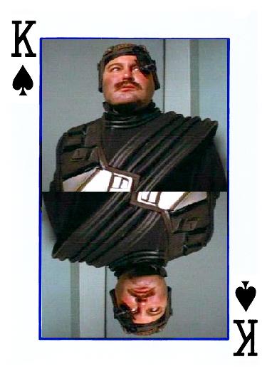 Robert z'dar king
